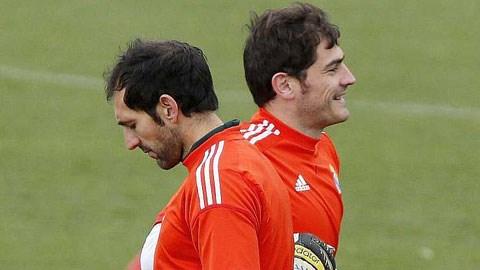 Mùa trước, Real đã thành công khi xoay vòng sử dụng hai thủ môn Casillas và Lopez