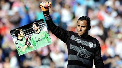 Khi Navas thuộc về Real Madrid, Casillas hay Lopez sẽ phải ra đi?