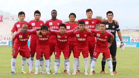 Đội XSKT.Cần Thơ sẽ thi đấu trận play-off với đại diện V-League vào ngày 16/8 tới