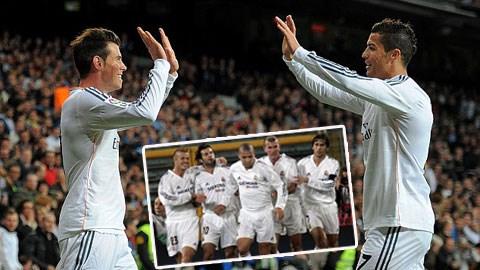 Bale, Ronaldo và thế hệ vàng của Real 2003
