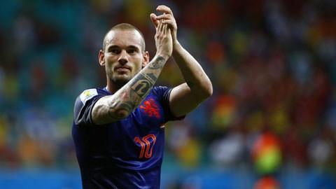 Sneijder nói