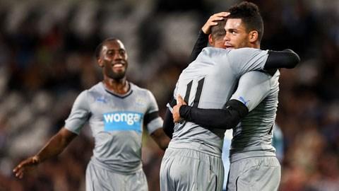 Newcastle sẽ giành chiến thắng trước Wellington?