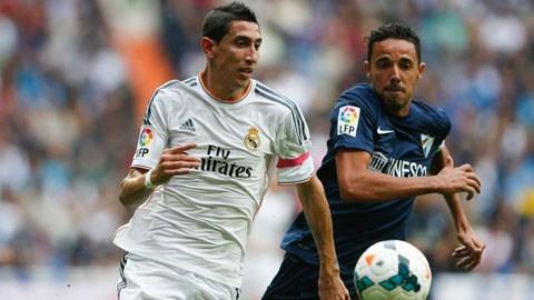 PSG tính mượn Di Maria 1 năm kèm lựa chọn mua đứt