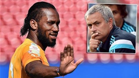 Mourinho vẫn rất tin tưởng Drogba