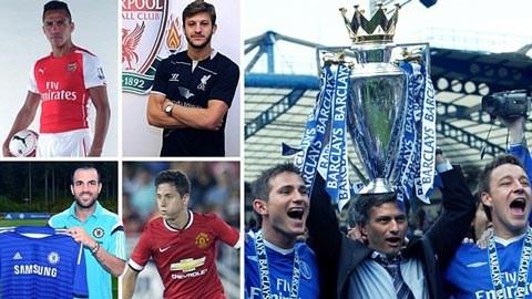 Các CLB Premier League đang tích cực nâng cấp đội hình