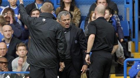 Mourinho sẽ không chịu im lặng