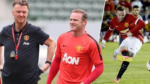 Rooney rất lạc quan về một M.U mới mẻ