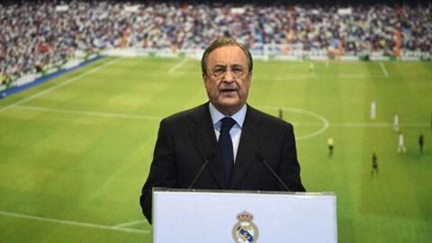 Chủ tịch Real - Florentino Perez