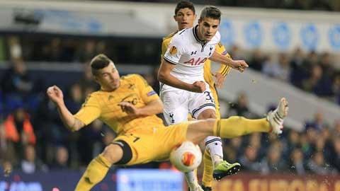 Lamela sẽ giúp Tottenham giành chiến thắng
