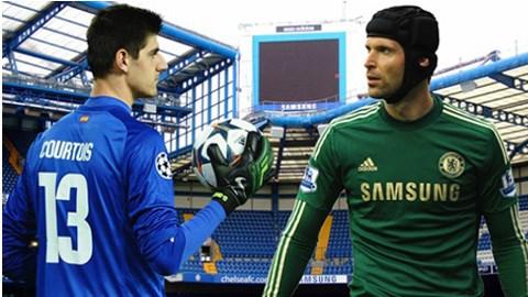 Courtois và Cech: Ai nhỉnh hơn ai
