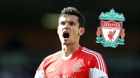 Lovren sẽ trở thành hậu vệ đắt giá nhất trong lịch sử Liverpool