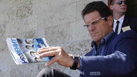 Việc bồi thường hợp đồng cho Fabio Capello hồi năm 2012 đã giúp FA tiết kiệm khá nhiều tiền