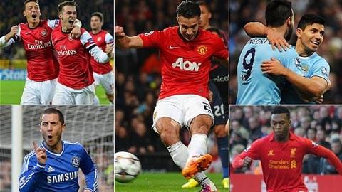 Các đội bóng Premier League rất tích cực nâng cấp lực lượng