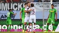 Bayern Munich 2-2 (Pen 5-4) Borussia Monchengladbach (Telekom Cup)