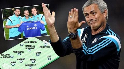 """HLV Mourinho khẳng định đã có trong tay """"một siêu đội bóng"""