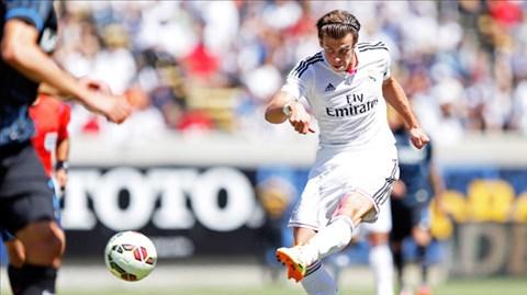 CĐV Real hài lòng trước phong độ chói sáng của Bale và sự trưởng thành của các cầu thủ trẻ