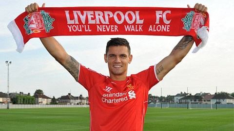 Lovren chính thức là người của Liverpool