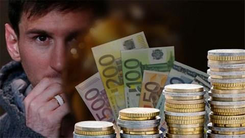 Messi vẫn chưa thoát được những lùm xùm về thuế má