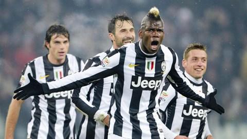 Mức lương mới của Pogba chỉ là 3,2 triệu euro/mùa