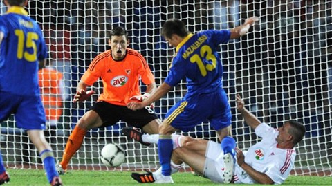 Debreceni vs BATE Borisov