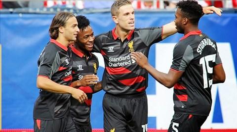 Liverpool vẫn chơi tốt thời hậu Suarez khi các mũi giáp công như Sterling, Markovic… hoạt động rất hiệu quả