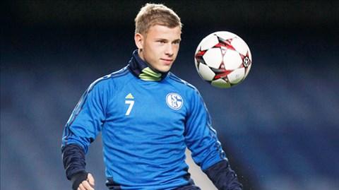 Max Meyer, tài năng trẻ đầy triển vọng của Schalke