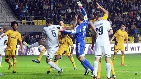 Slovan Bratislava vs Sheriff Tiraspol