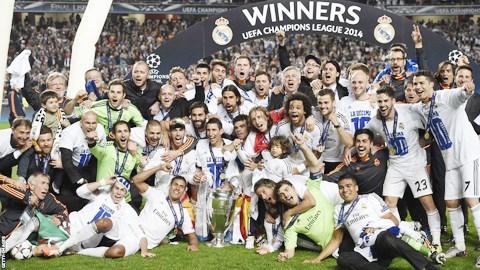Mục tiêu quan trọng nhất của Real mùa này là bảo vệ ngôi vương tại châu Âu