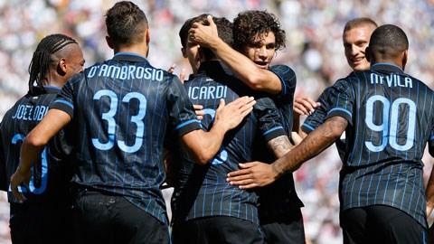 Inter sẽ chỉ phải gặp đối thủ nhẹ ký Torino trong ngày ra quân