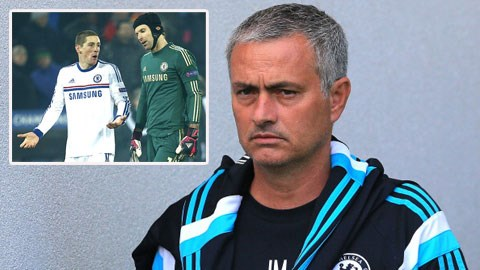 Mourinho sẽ bán Torres hay Cech?