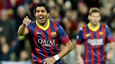 Mua thêm Suarez, Barca đang trở thành bản sao của Real