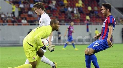 Aktobe vs Steaua Bucharest