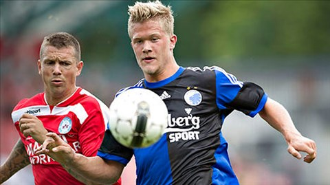 Dnipro vs FC Copenhagen