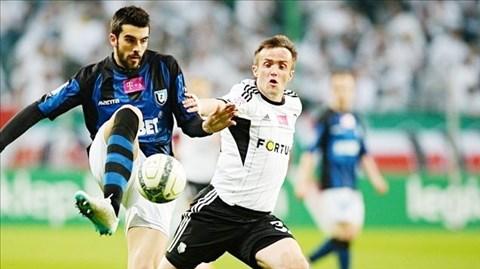 Legia Warszawa vs Celtic