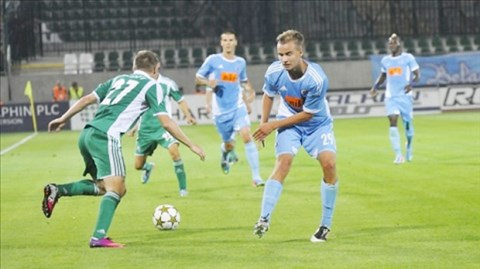Ludogorets vs FK Partizan