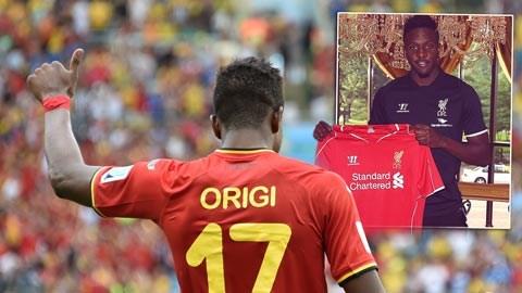Origi là một trong những tài năng triển vọng nhất Ligue 1