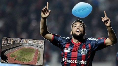 San Lorenzo sẽ phải nhờ cậy Viagra để bảo toàn thắng lợi