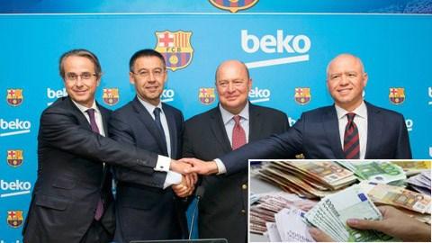 BLĐ Barca đặt mục tiêu giảm nợ xuống còn 170 triệu euro vào năm 2006