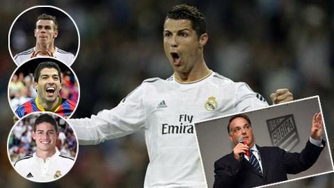 Theo lời Javier Thebes, La Liga sẽ còn thực hiện nhiều phi vụ đắt tiền