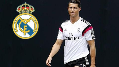 Ronaldo vẫn tràn trề tham vọng với CLB