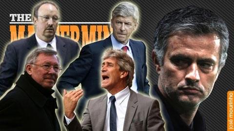 Mourinho luôn tìm cách lôi kéo các đối thủ vào cuộc chiến tâm lý