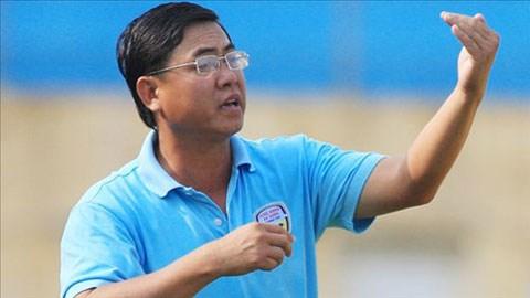 BLĐ HV.AG chấp nhận đơn từ chức của HLV Nhan Thiện Nhân