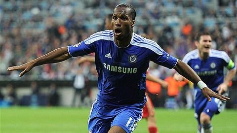 Drogba trở lại là tin tốt với Chelsea