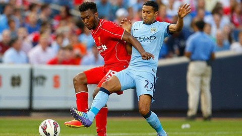 Liverpool 2-2 Man City (pen 3-1): Bước ngoặt chiến thuật