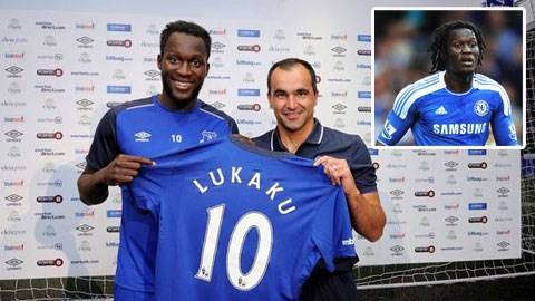 Lukaku đã thuộc về Everton