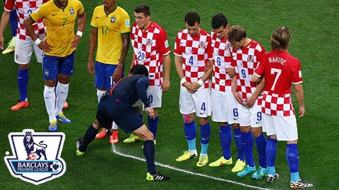 Premier League mùa tới sẽ áp dụng công nghệ của World Cup 2014
