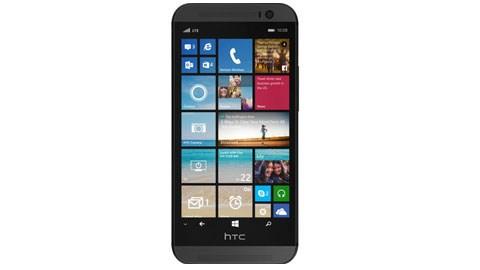 Hình ảnh HTC One M8 chạy Windows Phone xuất hiện trên The Verge