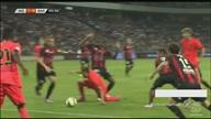 Nice 1-1 Barcelona (Giao hữu): Xavi tỏa sáng