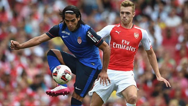 Arsenal 0-1 Monaco (Emirates Cup 2014)