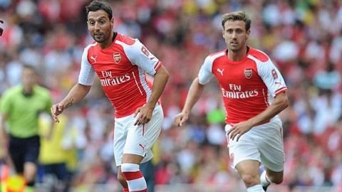 Các cầu thủ Arsenal sẽ gặp những đối thủ